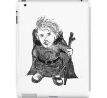 game of gnomes !!! iPad Case/Skin