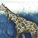 Giraffe by Raewyn Haughton