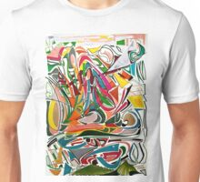 Cesar Manrique Moments 2 Unisex T-Shirt