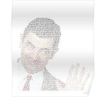 Mr. Bean's Biography Poster