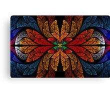 psychedelic glass Canvas Print