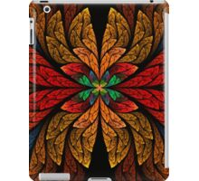 psychedelic glass iPad Case/Skin