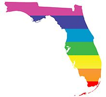 rainbow florida by chromatosis