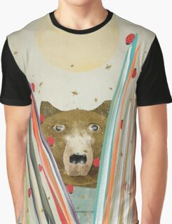 the bear and the bees Graphic T-Shirt