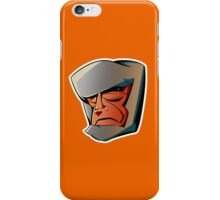Angry monkey iPhone Case/Skin