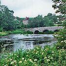 Crawford Bridge, Blandford Forum,  Dorset by AnnDixon
