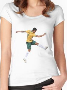 Super Timmy Women's Fitted Scoop T-Shirt