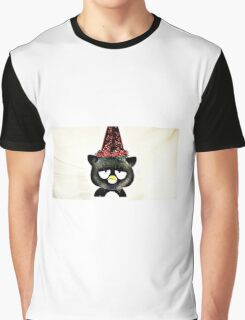 SAD PENGUIN Graphic T-Shirt