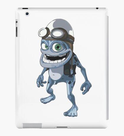 Crazy Frog Funny iPad Case/Skin