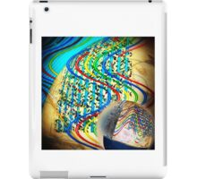 Rise and Fall iPad Case/Skin