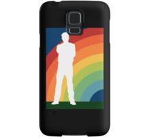 big gay rainbow Samsung Galaxy Case/Skin