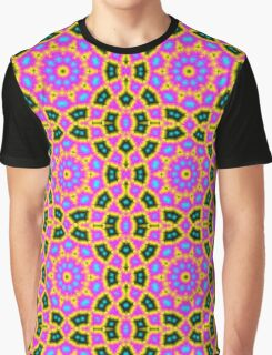 Abstract Tribal Graphic T-Shirt