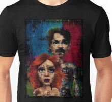 Unum Cor Desiderium. The Dream within the Dream  Unisex T-Shirt
