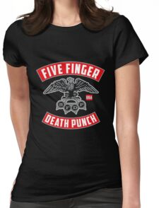 FFDP Five Finger Death Punch Womens Fitted T-Shirt