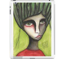 Esther iPad Case/Skin