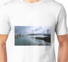 TALL SHIP VISITS THE ISLAND. Unisex T-Shirt
