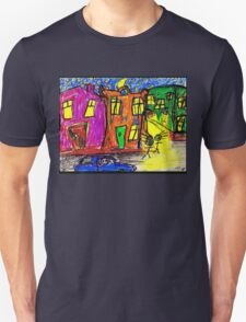 We live in the City Unisex T-Shirt
