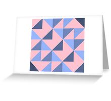 Wallace tartan Greeting Card