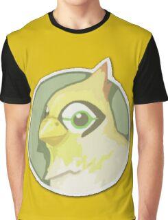 Birdy Graphic T-Shirt