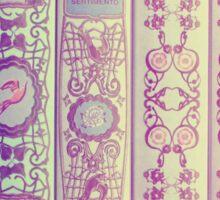 Pattern Books Sticker