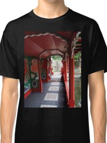Chinese Ornate  Garden Feature Classic T-Shirt