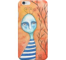 Basil iPhone Case/Skin