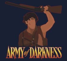 Army of Darkness - This... is my Boomstick! vector  by Hellmoo