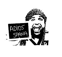 Adios Spana- Chile v Spain World Cup 2014 by aketton