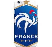 French Team iPhone Case/Skin