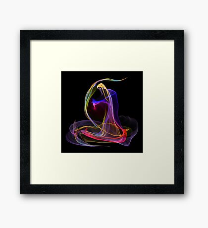 Tranparency  Framed Print