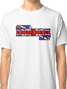 UK INDEPENDENCE DAY - JUNE 23 Classic T-Shirt