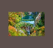 Plitvice Lakes National Park in Croatia Unisex T-Shirt