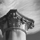 Column & Cloud by KarenEaton