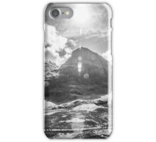 Three Sisters, Scotland iPhone Case/Skin