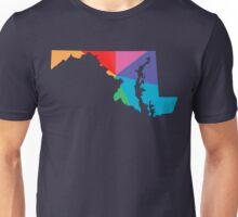chroma maryland Unisex T-Shirt