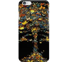 Atomic Butterfly iPhone Case/Skin