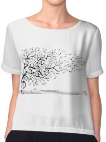 The Sound of Nature Chiffon Top