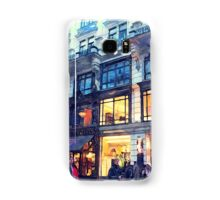 Vienna street Samsung Galaxy Case/Skin
