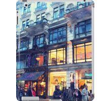 Vienna street iPad Case/Skin