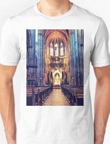 Vienna church Unisex T-Shirt