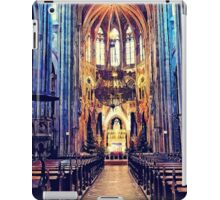 Vienna church iPad Case/Skin