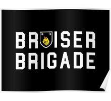 BRUISER BRIGADE 2 ( Danny Brown )  Poster