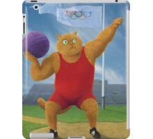 Cat Olympics iPad Case/Skin