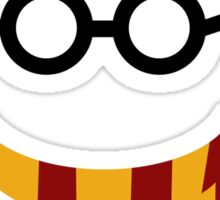 Harry Potter Gryffindor Detail Sticker