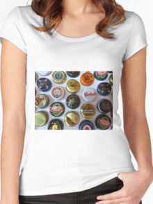 A collection (closer) Women's Fitted Scoop T-Shirt
