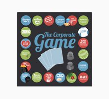 Corporate Game with humorous milestones. Unisex T-Shirt