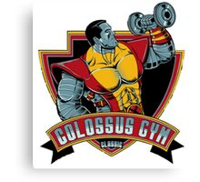 Colossus Canvas Print