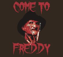 Come to Freddy! by SoftSocks