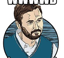 WWWWD - What Would Wil Wheaton Do? (Blunt) by HenryGaudet