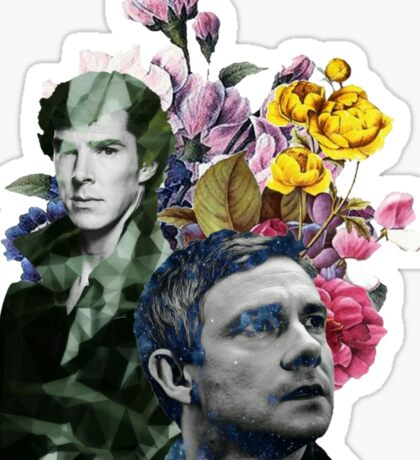 Flowerish Sticker